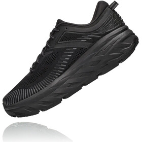 Hoka One One Bondi 7 Shoes Men, black/black
